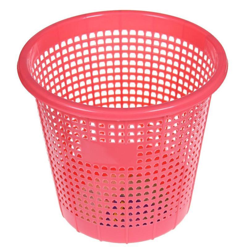 普通塑料纸篓/垃圾桶-中号